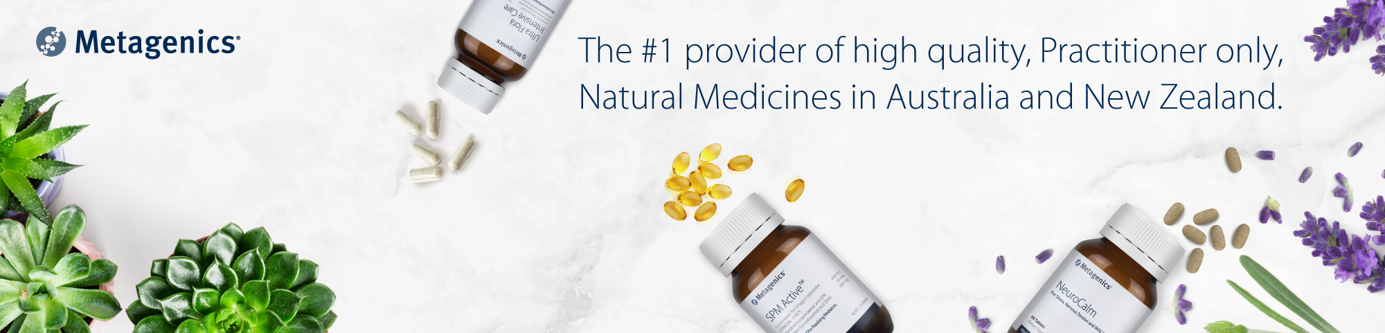 Australia and New Zealand's #1 provider of practitioner-only natural medicine