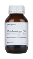MetaPure Algal Oil