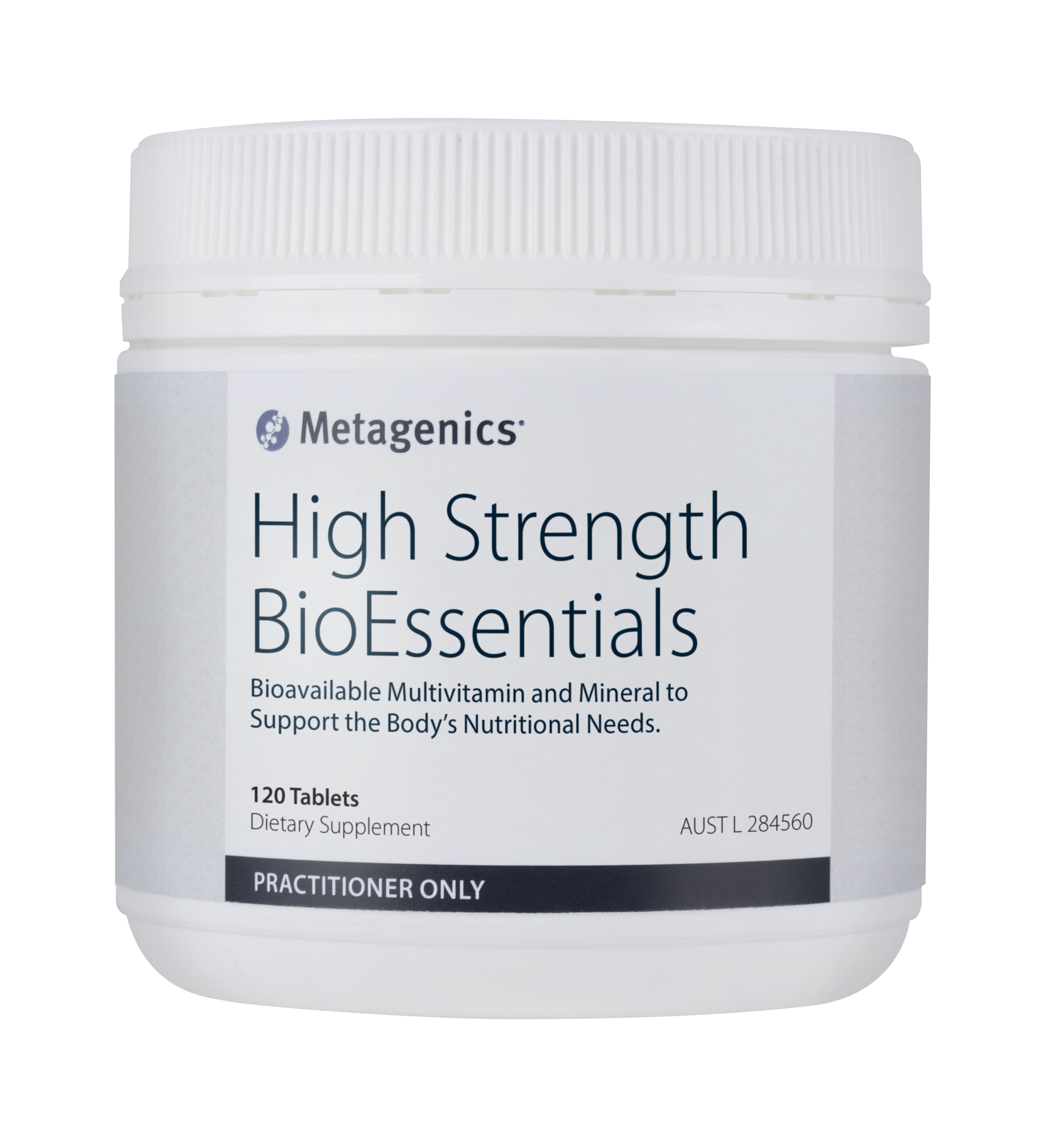 High Strength BioEssentials 120s