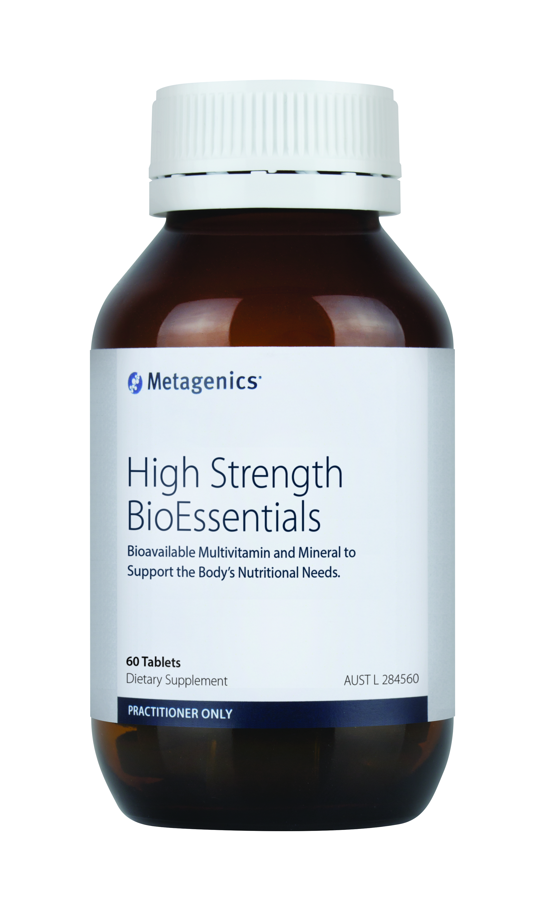 High Strength BioEssentials 60s