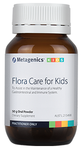 FLORA CARE FOR KIDS 50GR