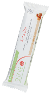 A DELICIOUS LOW CARBOHYDRATE/HIGH PROTEIN KETOGENIC BAR.