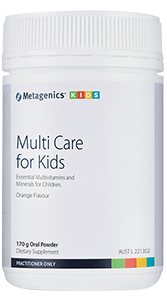 ESSENTIAL MULTIVITAMINS AND MINERALS FOR CHILDREN.