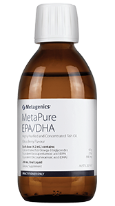 METAPURE EPA/DHA LIQUID 200ML