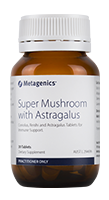 Super Mushroom with Astragalus 30 tablets