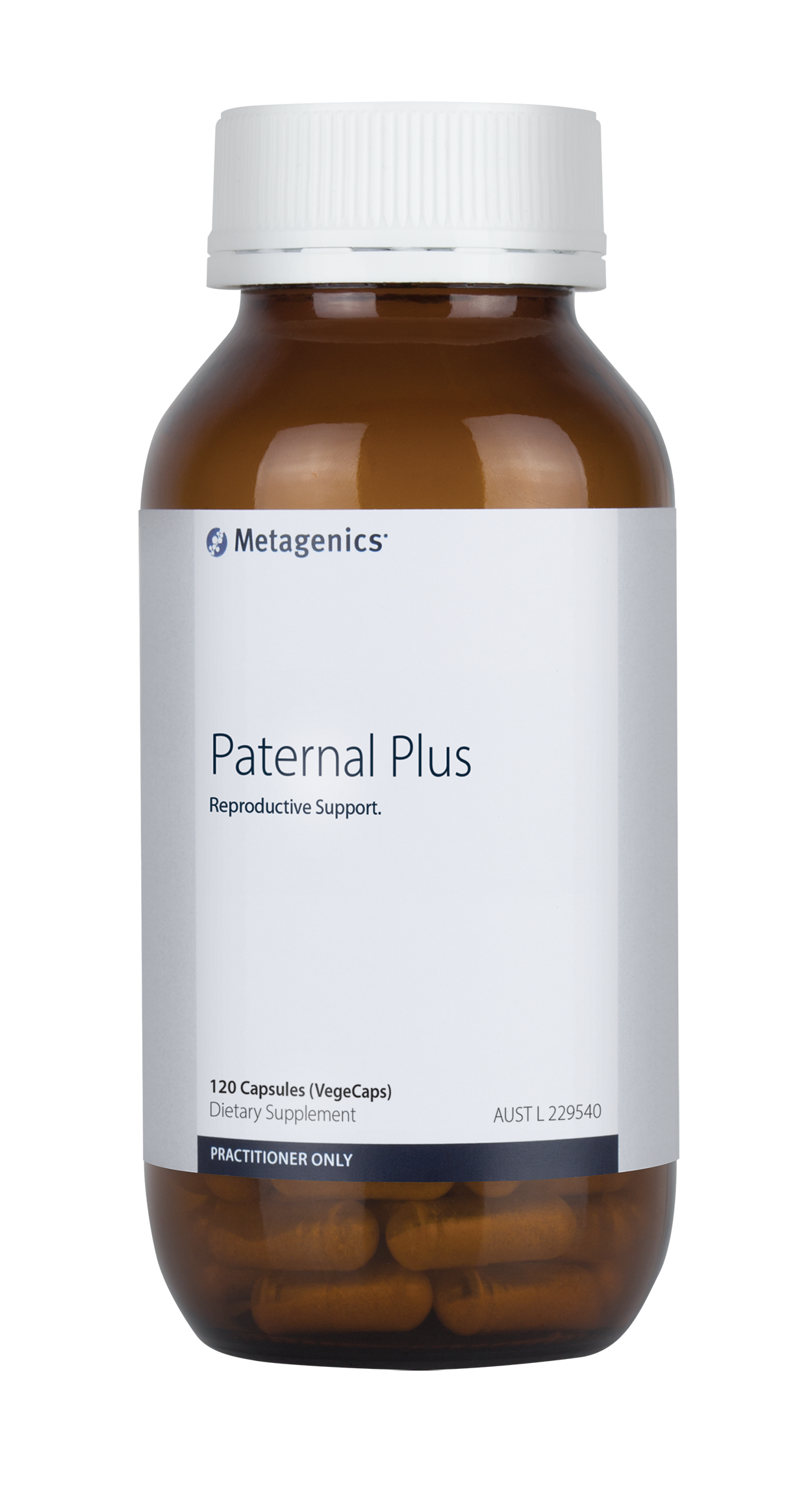 PATERNAL PLUS 120