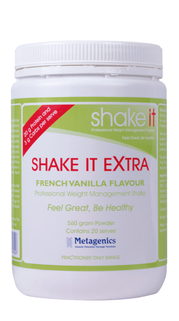 PROFESSIONAL WEIGHT MANAGEMENT SHAKE.