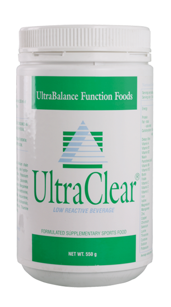 ULTRACLEAR 550G POWDER