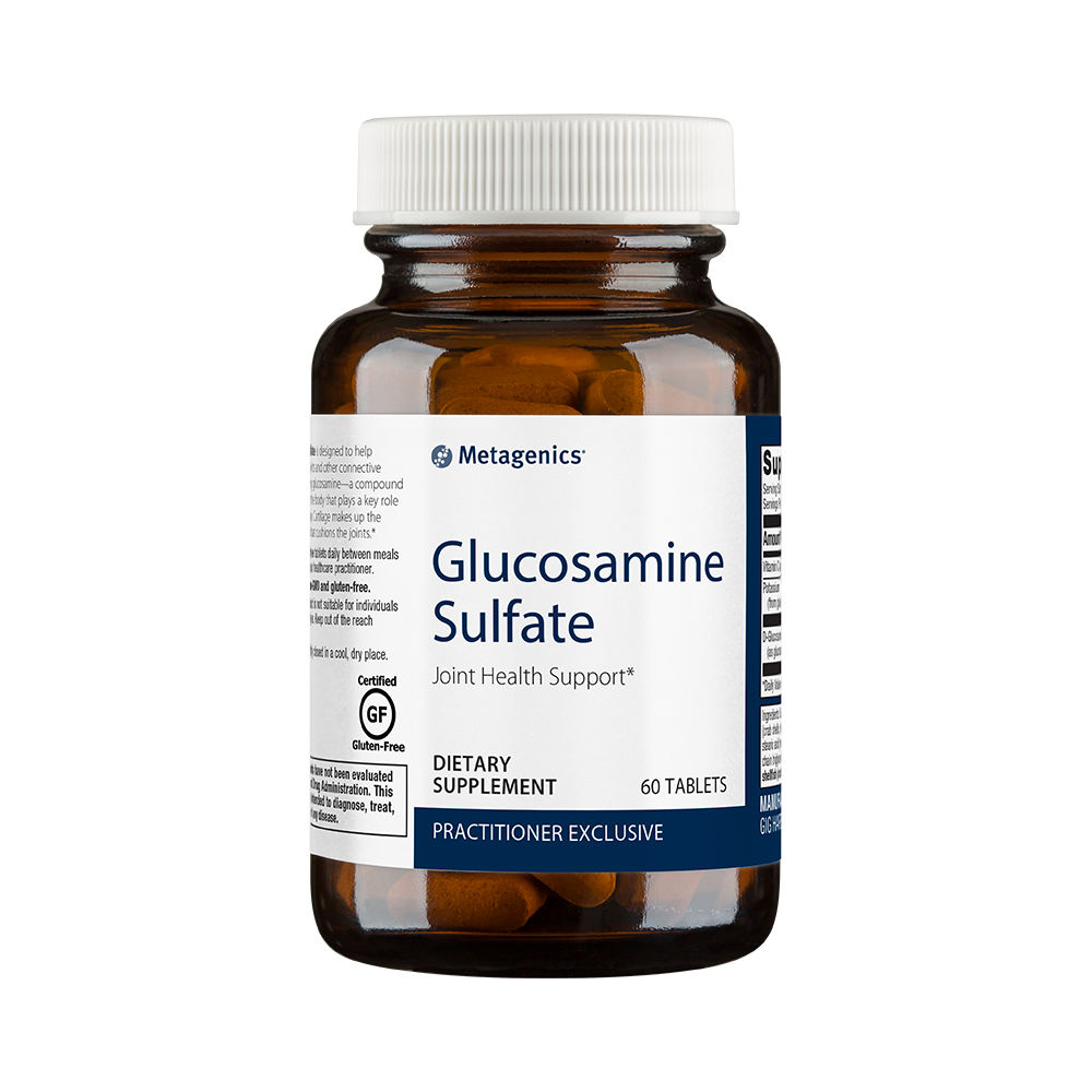 GLUCOSAMINE SULPHATE 60 TABS